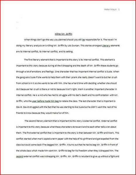 Custom narrative essay