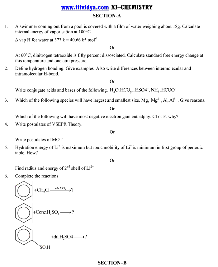 questions on chemistry Welcome to our wassce / waec elective chemistry past questions page larnedu has the largest wassce past questions collection on the web and this is not an exaggeration we're not perfect but we have been working towards improving every day and achieving our mission, which includes helping every student that accesses our learning resources.