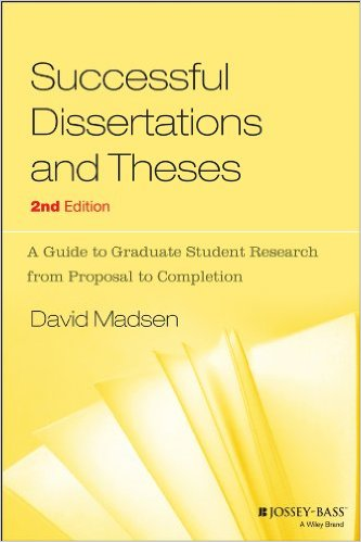 How to Structure a Dissertation | Step-by-Step Guide
