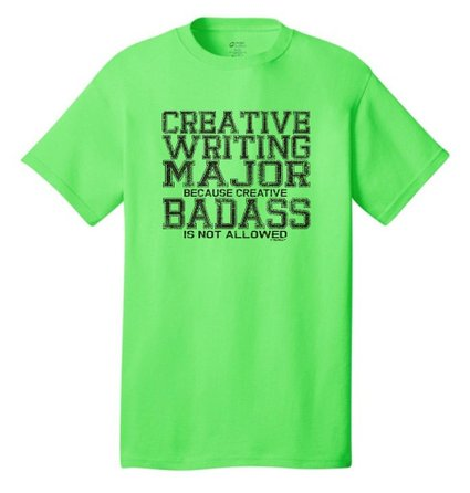 texas colleges creative writing majors An online creative writing bachelor's degree can open up a wealth of new opportunities, and graduates who earn a creative writing ba from the university of central florida take on jobs in a range of industries and roles.